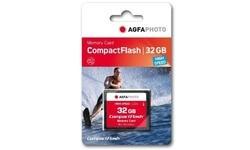 AgfaPhoto Compact Flash High Speed 120x MLC 32GB