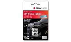 AgfaPhoto Professional SDHC UHS-I 8GB