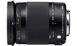 Sigma 18-300mm f/3.5-6.3 DC Macro HSM (Pentax)