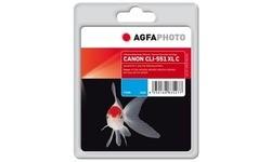 AgfaPhoto CLI-551 XL Cyan