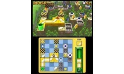 Mario & Donkey Kong: Move & March (Nintendo 3DS)