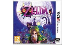 The Legend of Zelda: Majora's Mask (Nintendo 3DS)
