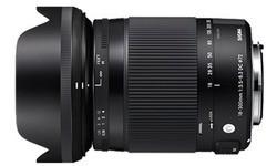 Sigma 18-300mm f/3.5-6.3 DC Macro OS HSM (Sigma DSLR)