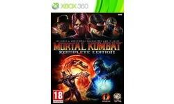 Mortal Kombat, Complete Edition (Xbox 360)