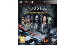 Injustice: Gods Among Us, Game of the Year Edition (PlayStation 3)