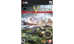 Civilization V, Game of the Year Edition (PC)