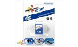 MaxFlash Action Cam MicroSDHC Class 10 8GB + Adapter
