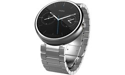 Motorola Moto 360 Light Silver