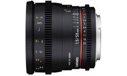Samyang 50mm f/1.5 VDSLR (Nikon)