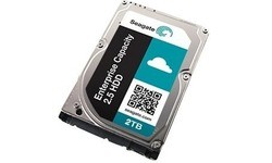 Seagate Enterprise Capacity 2.5 HDD 2TB (SED)