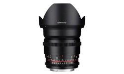 Samyang 16mm f/2.2 VDSLR II (Nikon)