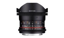 Samyang 12mm f/3.1 VDSLR Fisheye (Nikon)