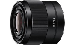 Sony 28mm f/2.0 E-mount for NEX