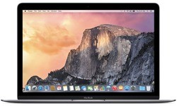 "Apple MacBook 12"" Retina Space Grey (MJY42N/A)"