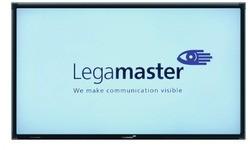 "Legamaster Standard eScreen 55"" LED Black IR Touch"