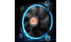 Thermaltake CL-F038-PL12BU-A LED 120mm Blue