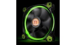 Thermaltake CL-F039-PL14GR-A LED 140mm Green