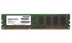 Patriot 8GB DDR3-1600 CL11