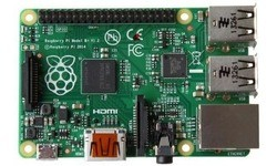 Raspberry Pi Modell B 1GB