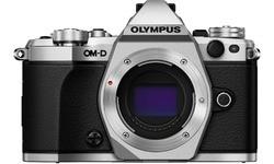 Olympus E-M5 Mark II 14-42 kit Silver