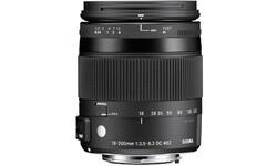 Sigma 18-200mm f/3.5-6.3 DC Macro OS HSM (Sigma)
