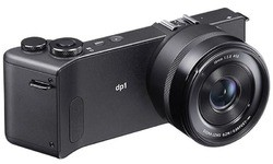Sigma DP1 Quattro Black 19mm f/2.8 kit black