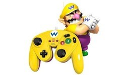 Nintendo GameCube Controller for Wii U Wario Design