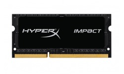 Kingston HyperX Impact Black 8GB DDR3L-1866 CL11 Sodimm