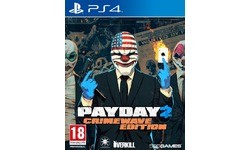 Payday 2: Crimewave Edition (PlayStation 4)