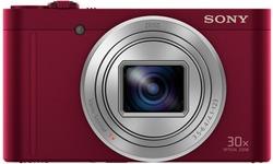 Sony Cyber-shot DSC-WX500 Red