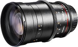 Walimex Pro 135mm f/2.2 VDSLR (Canon EF)