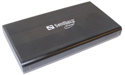"Sandberg Multi Hard Disk Box 2.5""' USB 2.0/eSata"
