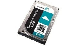 Seagate Enterprise Capacity 2.5 HDD 2TB (SAS)