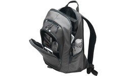Dicota Backpack Light Grey 15.6""