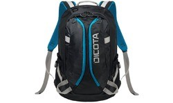 Dicota Backpack Active Black/Blue 15.6""