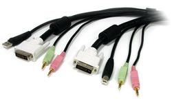 StarTech.com USBDVI4N1A6