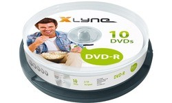 Xlyne DVD-R 16x 10pk Spindle