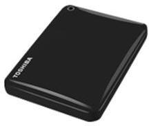 Toshiba Canvio Connect II 3TB Black