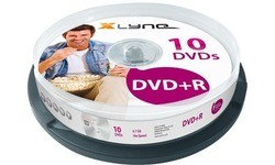 Xlyne DVD+R 16x 10pk Spindle