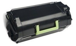 Lexmark 502E Black