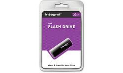 Integral USB 32GB Black