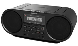 Sony ZS-RS60BT Black