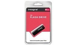Integral USB 64GB Black