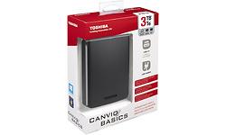 Toshiba Canvio Basics 3TB Black (HDTB330EK3CA)