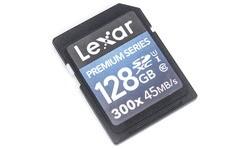 Lexar Premium SDXC UHS-I 300x 128GB