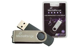 MediaRange Flexi Blister MR910 16GB Grey