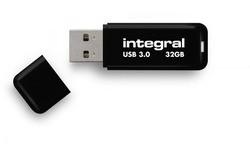 Integral Flash Drive Noir 32GB Black