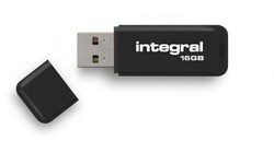 Integral NOIR3.0 16GB Black