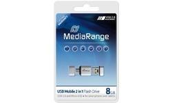 MediaRange Mobile 2-in-1 8GB