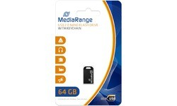 MediaRange MR923 64GB Black